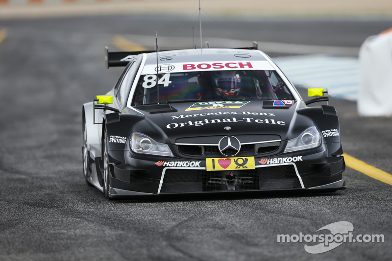 Крістіан Фіторіс, Mercedes AMG DTM-Team HWA DTM Mercedes AMG C-Coupé