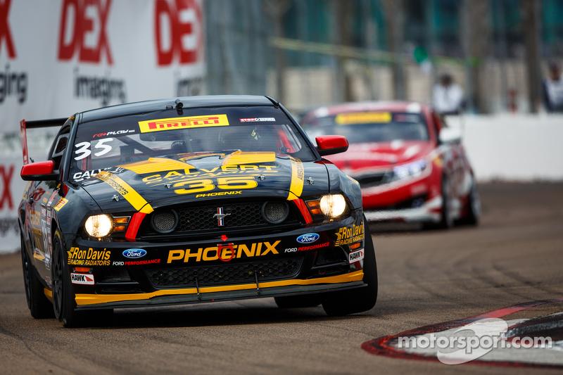 #35 Phoenix American Motorsports Ford Mustang Boss 302: Preston Calvert