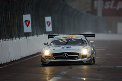 #08 DragonSpeed梅赛德斯-奔驰AMG SLS GT3: Eric Lux