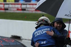 杆位:Ryan Eversley, RealTime Racing Acura TLX-GT
