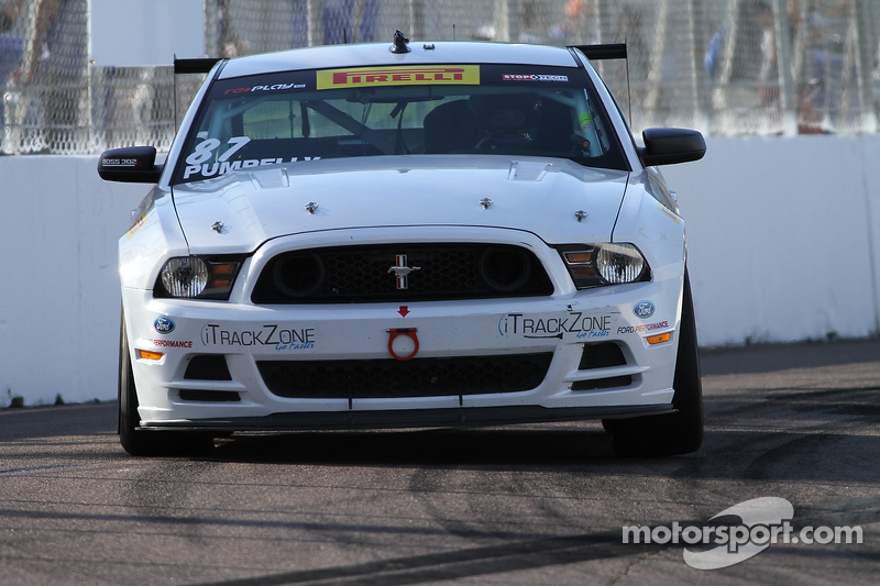 #87 DWW Motorsports Boss 302: Spencer Pumpelly