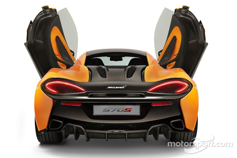 EL McLaren 570S
