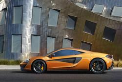 De McLaren 570S