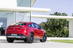 The Mercedes GLE AMG Coupé