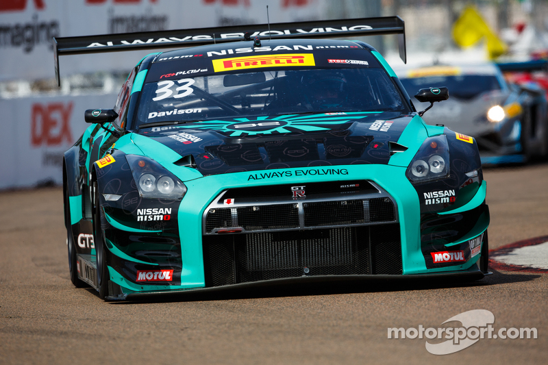 #33 Always Evolving Racing Replay XD Nissan GT Academy, Nissan GT-R-GT3: JD Davison