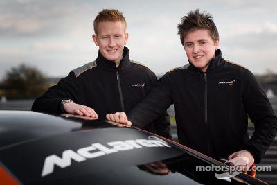 McLaren GT young driver programma aankondiging