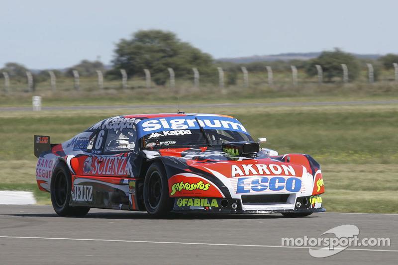 Guillermo Ortelli, JP Racing
