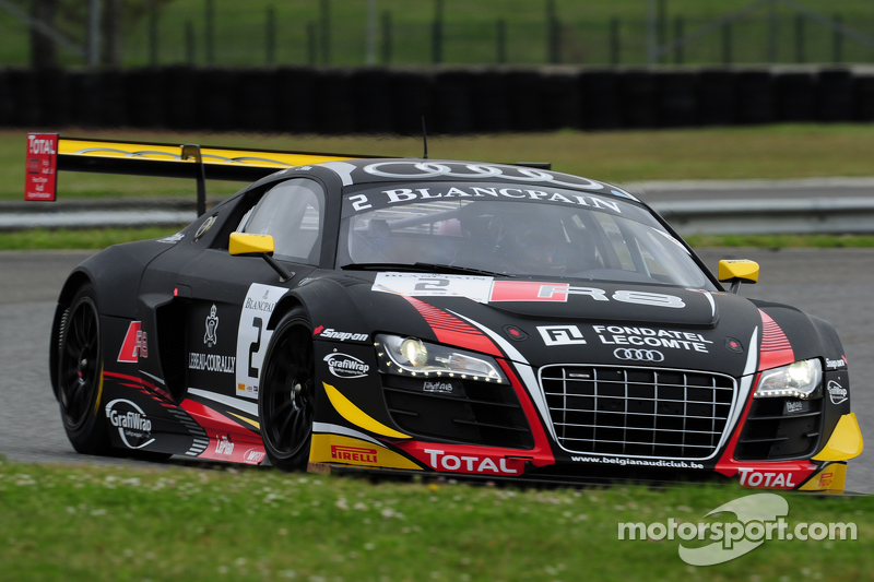 #2 Belgian Audi Club Team WRT, Audi R8 LMS Ultra: Enzo Ide, Christopher Mies