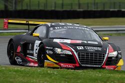 #2 Belgian Audi Club Team WRT Audi R8 LMS Ultra: Энцо Иде, Стефан Ришельми