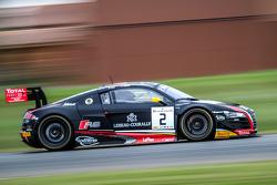 #2 Belgian Audi Club Team WRT Audi R8 LMS Ultra: Enzo Ide, Christopher Mies