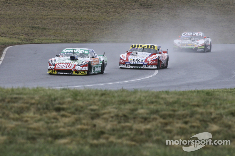 Facundo Ardusso, Trotta Competicion Dodge. Juan Manuel Silva, Catalan Magni Motorsport Ford, Juan Ma