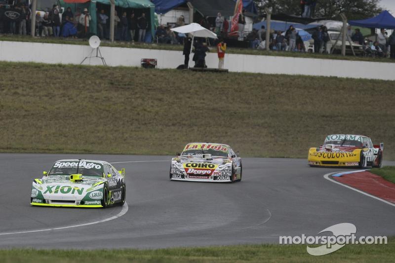 Agustin Canapino, Jet Racing Chevrolet, Sergio Alaux, Coiro Dole Racing Chevrolet, Nicolas Bonelli, Bonelli Competicion Ford