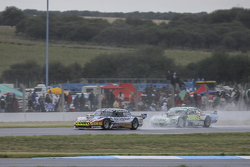 Lionel Ugalde, Ugalde Competicion Ford, Emiliano Spataro, UR Racing Dodge