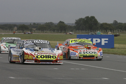 Lionel Ugalde, Ugalde Competicion, Ford, und Jonatan Castellano, Castellano Power Team, Dodge