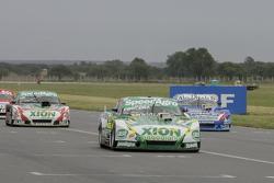 Emiliano Spataro, UR Racing Dodge, Matias Rodriguez, UR Racing Dodge, Norberto Fontana, Laboritto Jrs Torino