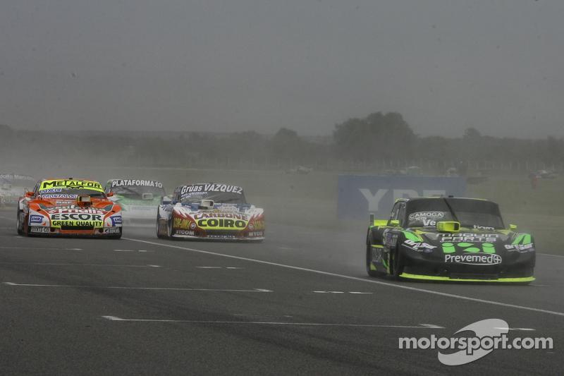 Mauro Giallombardo, Maquin Parts Racing, Ford; Lionel Ugalde, Ugalde Competicion, Ford, und Jonatan