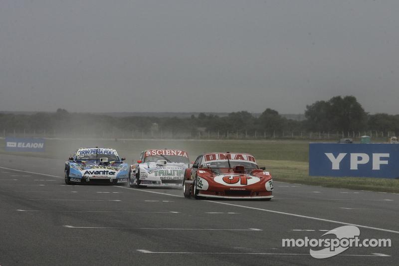 Christian Dose, Dose Competicion Chevrolet, Matias Jalaf, Alifraco Sport Ford, Martin Ponte, RUS Nero53 Racing Dodge