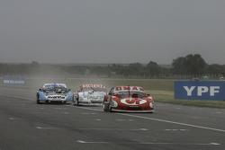 Christian Dose, Dose Competicion 雪佛兰, Matias Jalaf, Alifraco Sport 福特, Martin Ponte, RUS Nero53 Racing Dodge