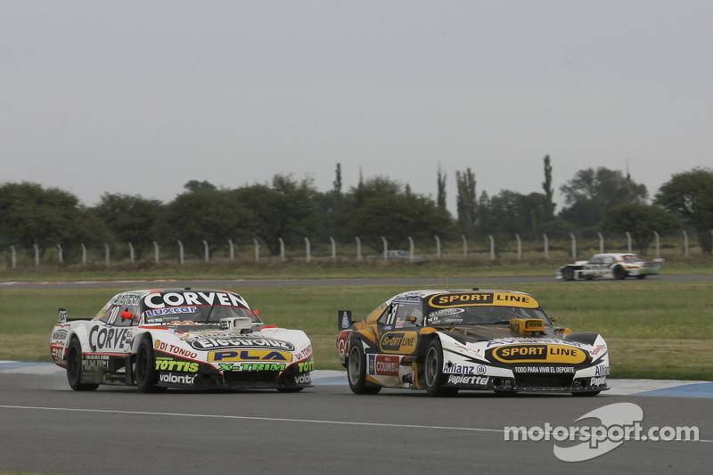 Leonel Pernia, Las Toscas Racing Chevrolet, Juan Marcos Angelini, UR Racing Dodge