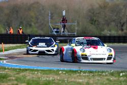 #911 Fach Auto Tech,保时捷997 GT3 R: Marcel Wagner, Martin Ragginger
