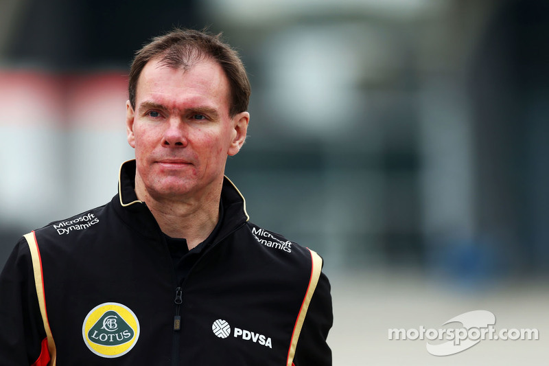 Alan Permane Lotus F1 Team de Vías Director de Operaciones