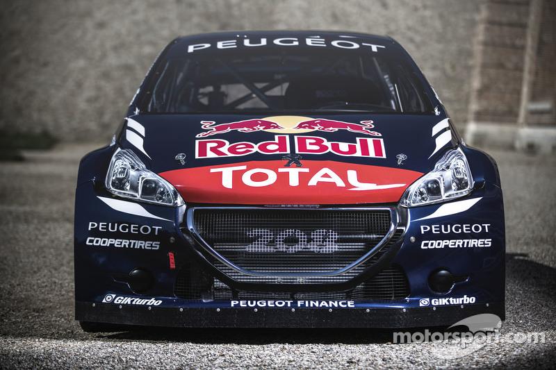 Peugeot 208 Rallycross 2015