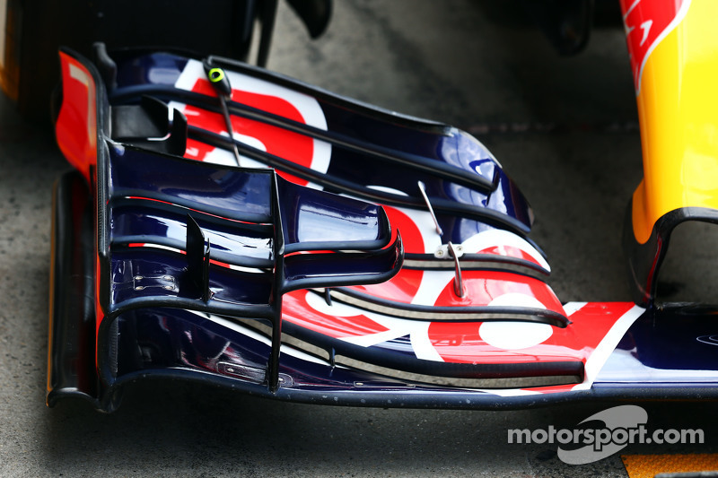 Red Bull Racing RB11 front wing