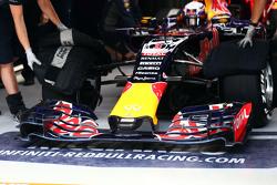 Daniel Ricciardo, Red Bull Racing RB11 - sayap depan