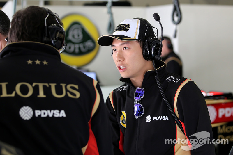 Adderly Fong, Lotus F1 Team