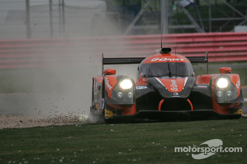 #26 G-Drive Racing, Morgan - Nissan: Roman Rusinov, Olivier Pla, Julien Canal