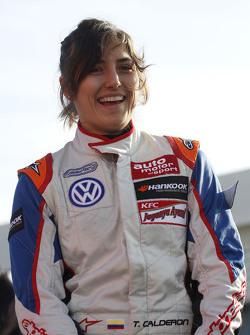 Tatiana Calderon, Carlin