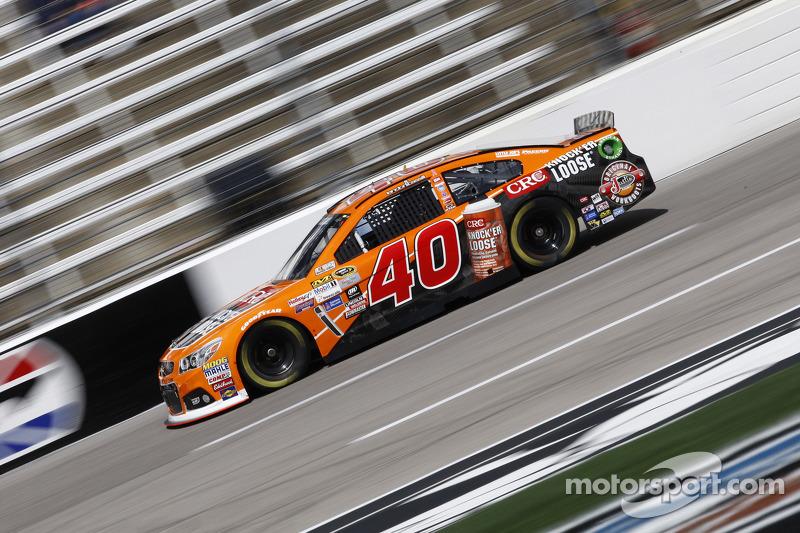 Landon Cassill, Hillman Circle Sport LLC, Chevrolet