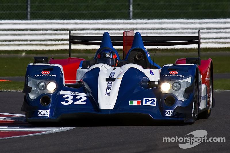 #32 AF Corse, Oreca 03 Nissan: Maurizio Mediani, David Markozov, Nicolas Minassian