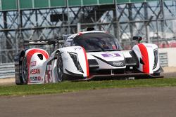 #3 Team LNT Ginetta Nissan: Chris Hoy, Charles Robertson