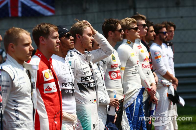 尼克·罗斯伯格, 梅赛德斯AMG车队,在起步线上