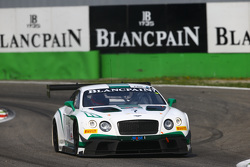 #7 Bentley M-Sport Continental GT3: Guy Smith, Andy Meyrick, Steven Kane
