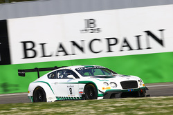 #8 Bentley M-Sport, Bentley Continental GT3: Maximilian Buhk, Maxime Soulet, Andy Soucek