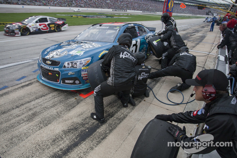 Justin Allgaier, HScott Motorsports, Chevrolet