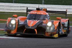 #26 G-Drive Racing Ligier JS P2 尼桑: Roman Rusinov, Julien Canal, Sam Bird