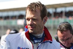 Александр Вурц, Toyota Racing