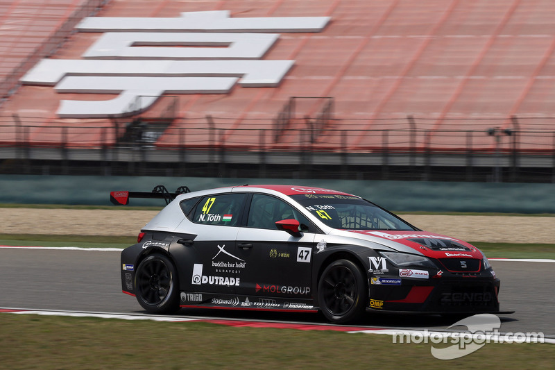 Норберт Тот, Seat Leon Racer , Zengo Motorsport