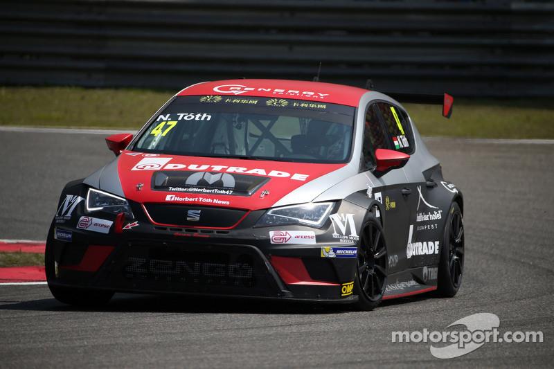 Norbert Toth, Seat Leon Racer, Zengo Motorsport