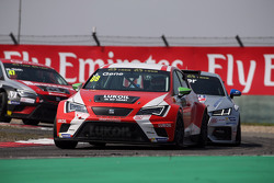 Хорді Жене, SEAT Leon Racer, Team Craft-Bamboo LUKOIL
