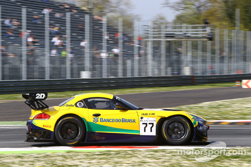 #77 BMW Sports Trophy Team Brasil BMW Z4: Максім Мартін, Дірк Мюллер