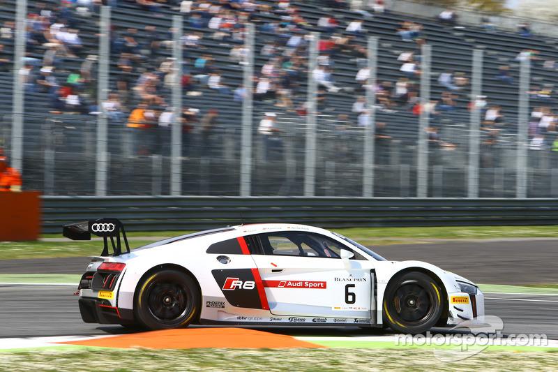 #6 Phoenix Racing Audi R8 LMS: Крістофер Гаазе, Christian Mamerow, Маркус Вінкелхок