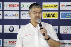 Дитер Гасс, Audi Sport
