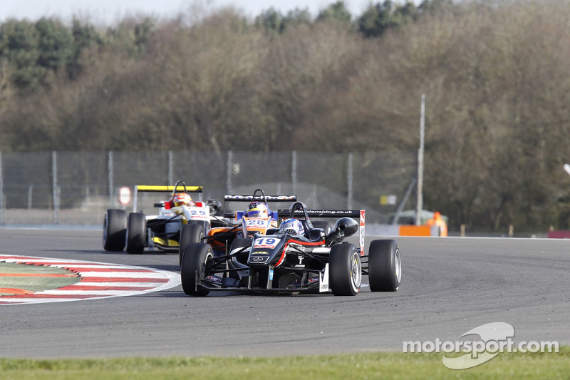 Matt Solomon, Double R Racing Dallara F312 Mercedes-Benz