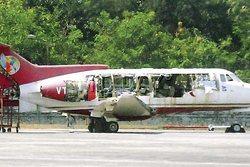 Самолет Виджея Мальи