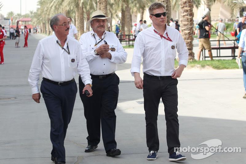 Міка Сало, FIA Steward