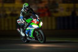 #24 Kawasaki: Kevin Denis, Jimmy Maccio, Anthony Viollve, Romain Mange